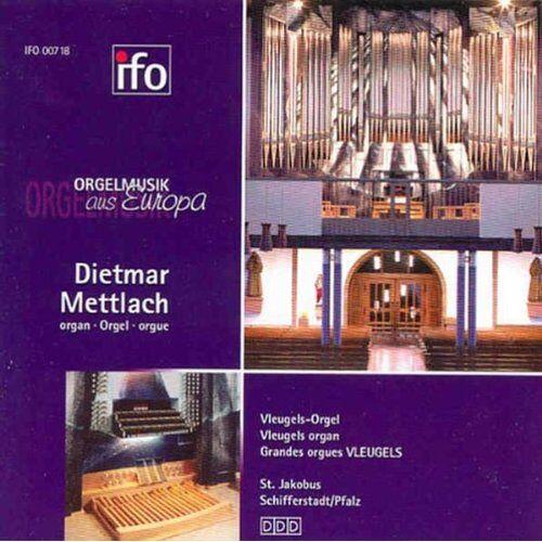 Dietmar Mettlach - Orgelmusik aus Europa - Preis vom 12.06.2021 04:48:00 h