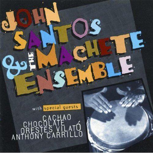 Santos, John & Machete Ensemble - Machete - Preis vom 09.06.2021 04:47:15 h