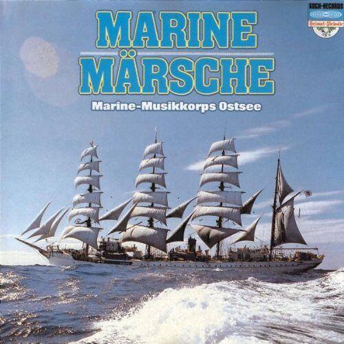 Marine-Musikkorps Ostsee - Marine-Märsche - Preis vom 11.06.2021 04:46:58 h