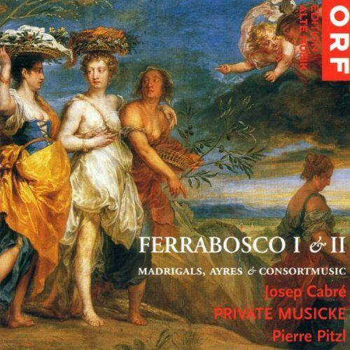 Pitzl - Ferrabosco 1 & 2 - Preis vom 15.06.2021 04:47:52 h