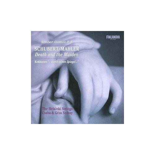 the Helsinki Strings - Tod und das Maedchen - Preis vom 17.06.2021 04:48:08 h