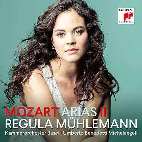 Regula Mühlemann - Mozart Arias II - Preis vom 21.06.2021 04:48:19 h