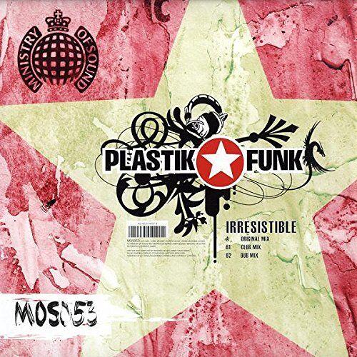 Plastik Funk - Plastik Funk / Irresistible - Preis vom 17.06.2021 04:48:08 h