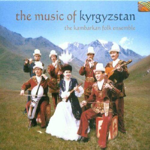 the Kambarkan Folk Ensemble - The Music of Kyrgyzstan - Preis vom 11.06.2021 04:46:58 h
