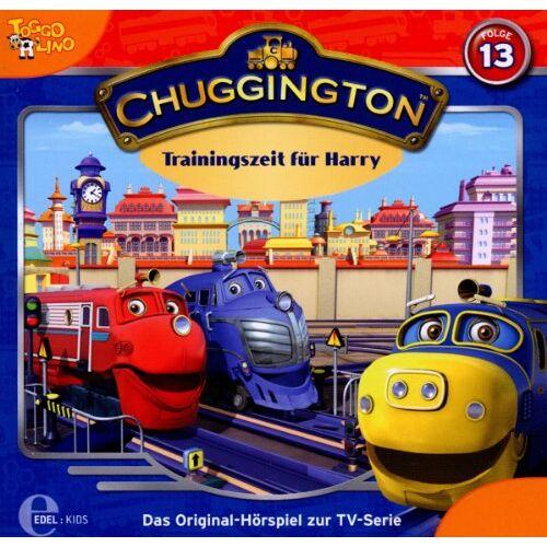 Chuggington - (13)HSP-Trainingszeit Für Harry - Preis vom 19.06.2021 04:48:54 h