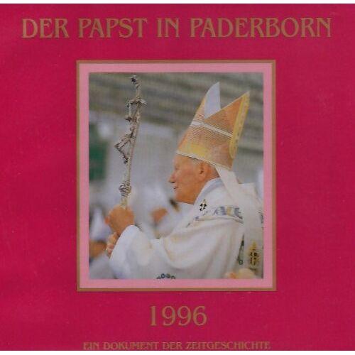 Papstbesuch - Der Papst in Paderborn - Preis vom 19.06.2021 04:48:54 h