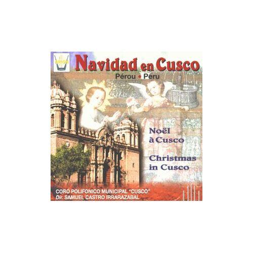 Various - Navidad en Cusco-Weihnachten in Cusco - Preis vom 23.09.2021 04:56:55 h