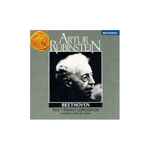 Artur Rubinstein - Klavierkon.1-5/Klavierson.3 - Preis vom 13.06.2021 04:45:58 h