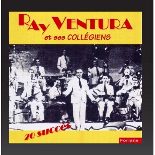 Ray Ventura - 20 succès de Ray Ventura et ses collégiens - Preis vom 12.06.2021 04:48:00 h