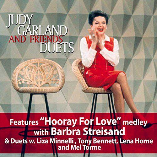 Judy Garland - Judy Garland & Friends: Duets - Preis vom 21.06.2021 04:48:19 h
