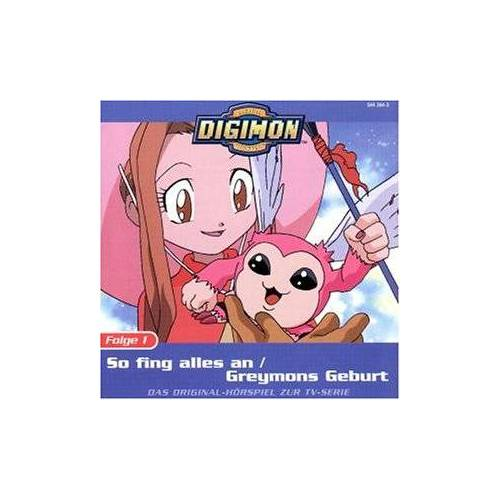 Digimon - Folge 1: So fing alles an - Preis vom 15.06.2021 04:47:52 h