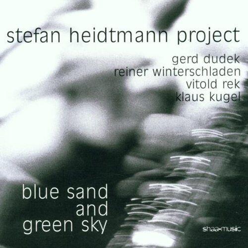 Stefan Heidtmann - Blue Sand and Green Sky - Preis vom 22.06.2021 04:48:15 h