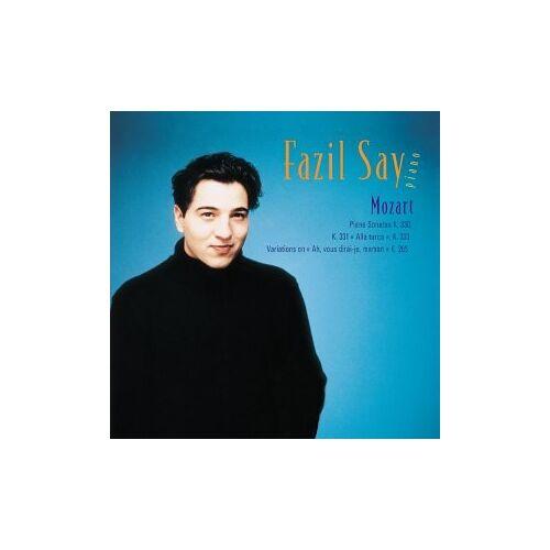 Fazil Say - Piano Sonatas - Preis vom 21.06.2021 04:48:19 h