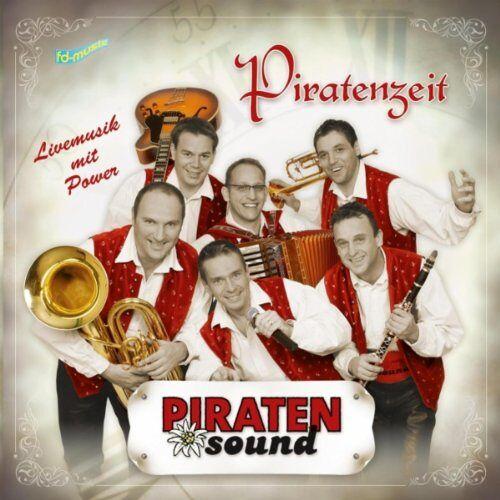 Piratensound - Piratenzeit - Preis vom 22.06.2021 04:48:15 h