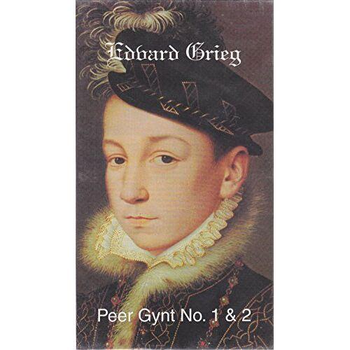 Slowakische Philharmonie ua - Grieg - Peer Gynt No. 1 & 2 (2 CD) - Preis vom 18.06.2021 04:47:54 h