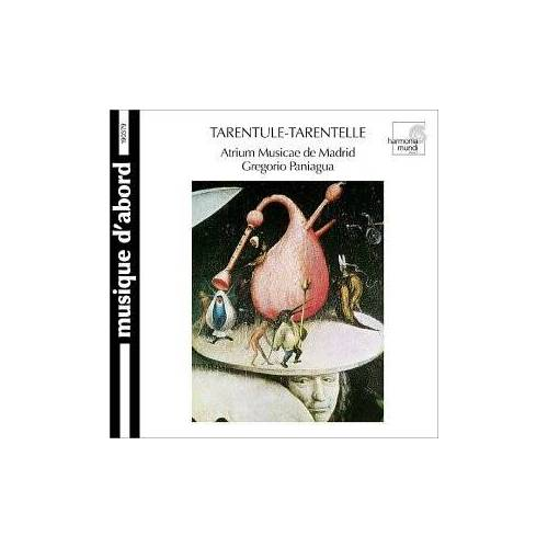 Atrium Musicae - Tarentule-Tarentelle - Preis vom 19.06.2021 04:48:54 h
