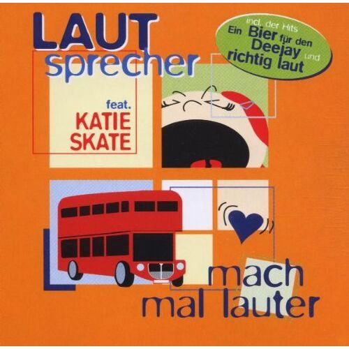 Laut-Sprecher - Mach Mal Lauter - Preis vom 15.06.2021 04:47:52 h