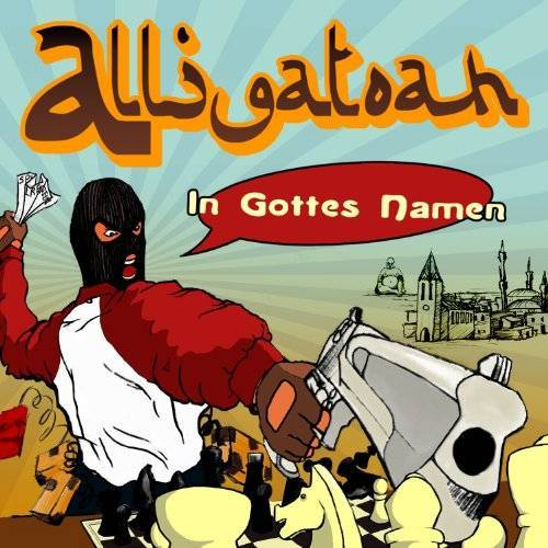 Alligatoah - In Gottes Namen - Preis vom 16.05.2021 04:43:40 h