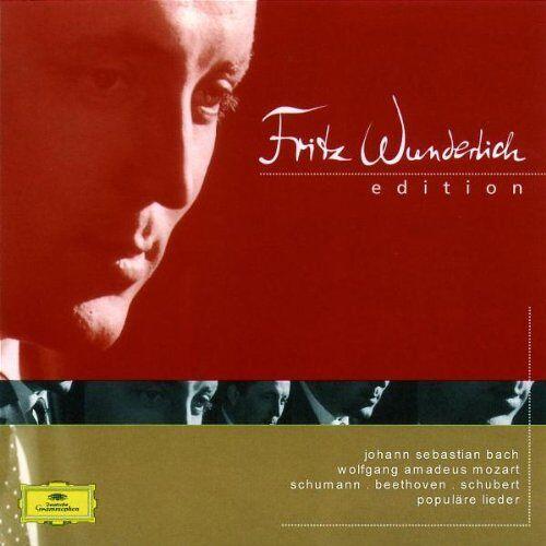 Fritz Wunderlich - Fritz Wunderlich Edition (5cd-Set) - Preis vom 13.06.2021 04:45:58 h