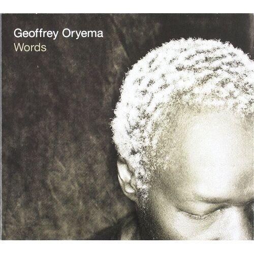 Geoffrey Oryema - Words - Preis vom 17.06.2021 04:48:08 h