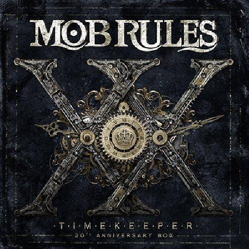 Mob Rules - Timekeeper 20th Anniversary Box - Preis vom 19.06.2021 04:48:54 h