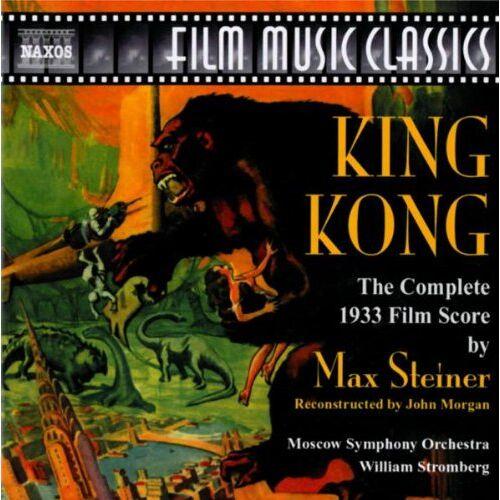 Stromberg, William T. - King Kong - Preis vom 17.05.2021 04:44:08 h