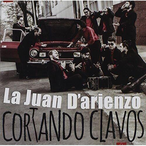 Juan Darienzo - Cortando Clavos - Preis vom 22.06.2021 04:48:15 h