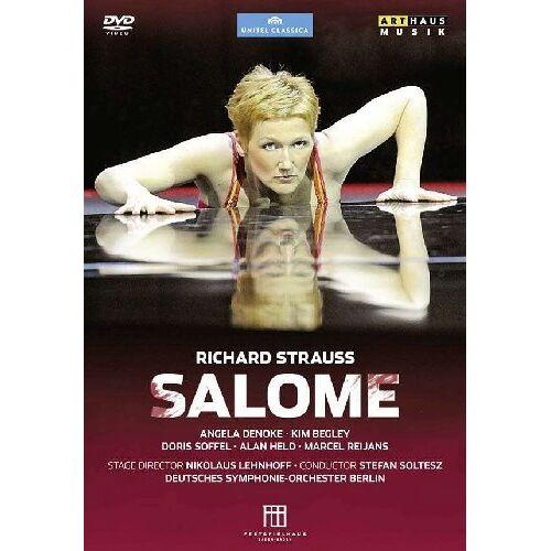 Nikolaus Lehnhoff - Richard Strauss: Salome - Preis vom 21.06.2021 04:48:19 h