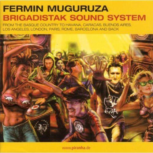 Fermin Muguruza - Brigadistak Sound System - Preis vom 14.06.2021 04:47:09 h