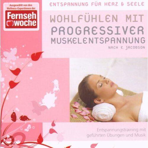 Entspannung für Herz & Seele - Wohlfühlen mit Progr. Muskelentspannung Nach Jacob - Preis vom 20.06.2021 04:47:58 h
