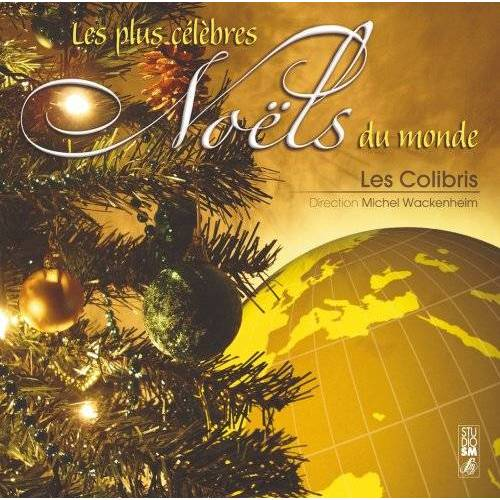 Divers - Les Plus Célèbres Noëls du Monde - Preis vom 01.08.2021 04:46:09 h
