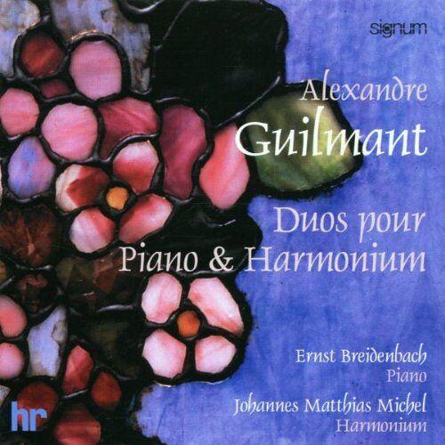 Ernst Breidenbach - Duos für Klavier und Harmonium - Preis vom 19.06.2021 04:48:54 h