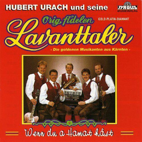 Fidelen Lavanttaler - Wenn du a Hamat Hast - Preis vom 15.06.2021 04:47:52 h