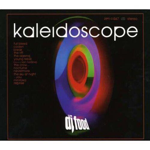 D J Food - Kaleidoscope - Preis vom 13.10.2021 04:51:42 h