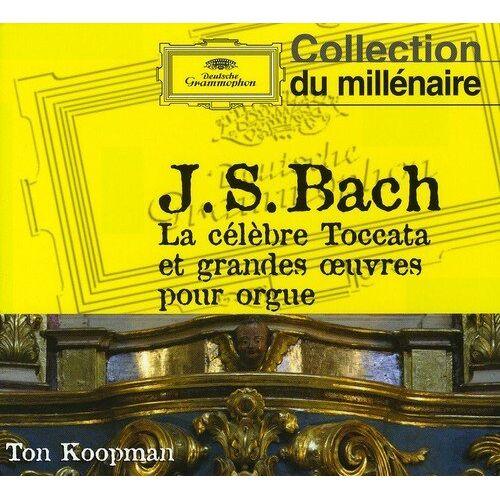 Ton Koopman - Bach:la Celebre Toccata - Preis vom 01.08.2021 04:46:09 h