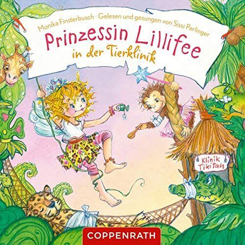 Prinzessin Lillifee - Prinzessin Lillifee in der Tierklinik - Preis vom 23.07.2021 04:48:01 h