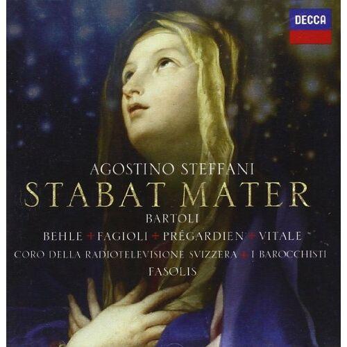 Cecilia Bartoli - Stabat Mater - Preis vom 31.07.2021 04:48:47 h
