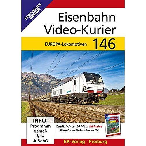 - Eisenbahn Video-Kurier 146 - Preis vom 06.09.2021 04:53:38 h
