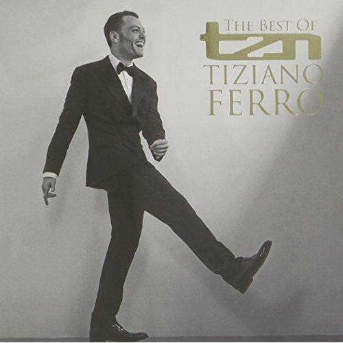Tiziano Ferro - Tzn - the Best of Tiziano Ferro Versione Standard - Preis vom 15.06.2021 04:47:52 h