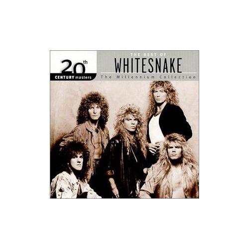 Whitesnake - 20th Century Masters - The Best Of Whitesnake - Preis vom 16.06.2021 04:47:02 h
