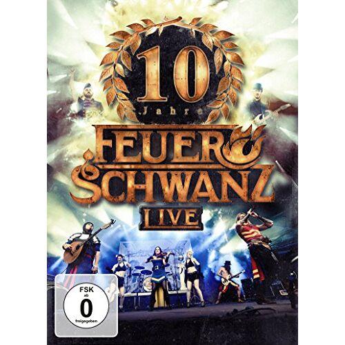 Feuerschwanz - 10 Jahre Feuerschwanz Live (Extended Edition) - Preis vom 18.06.2021 04:47:54 h