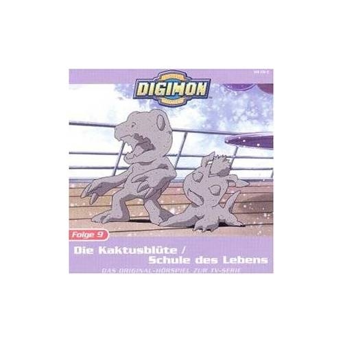 Digimon - Folge 9: Die Kaktusblüte - Preis vom 03.05.2021 04:57:00 h