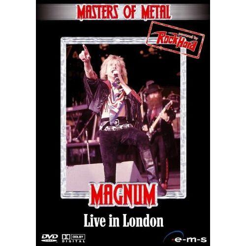 Magnum - Live in London - Preis vom 13.06.2021 04:45:58 h