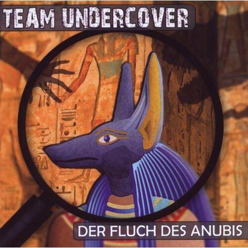 Team Undercover - Team Undercover Folge 1: Der Fluch des Anubis - Preis vom 12.06.2021 04:48:00 h