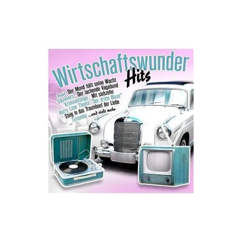 Various - Wirtschaftswunder-Hits - Preis vom 03.08.2021 04:50:31 h