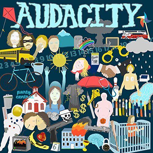 Audacity - Hyper Vessels - Preis vom 17.06.2021 04:48:08 h