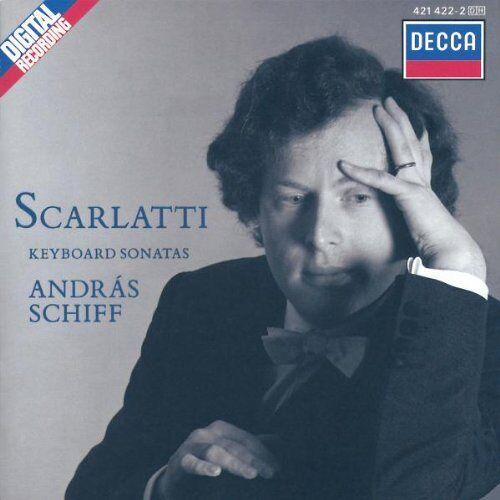 Andras Schiff - Sonaten für Klavier - Preis vom 21.06.2021 04:48:19 h