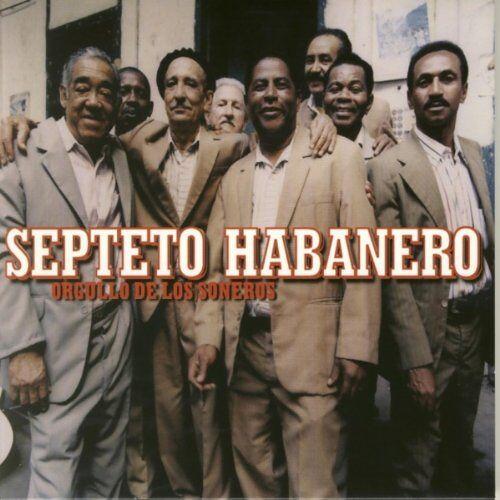 Septeto Habanero - Orgullo de Los Soneros - Preis vom 19.06.2021 04:48:54 h