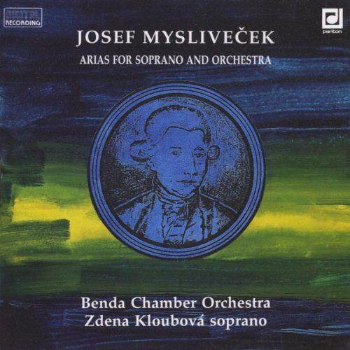 Kloubova - Arias for Soprano & Orchestra - Preis vom 18.06.2021 04:47:54 h