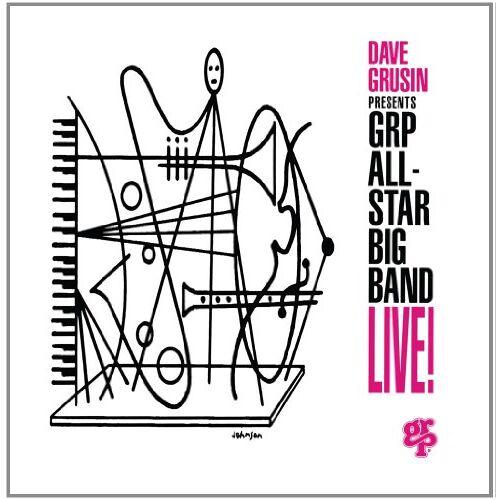 Dave Grusin - Grp All Star Big Band - Preis vom 20.06.2021 04:47:58 h